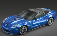 Chevrolet Corvette C6 ZR1 wallpaper 1920x1080 jpg