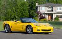 Chevrolet Corvette Grand Sport wallpaper 1920x1200 jpg