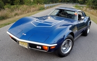 Chevrolet Corvette Sting Ray Coupe wallpaper 1920x1200 jpg