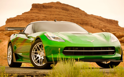 Chevrolet Corvette Stingray [5] wallpaper