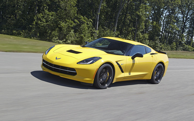 Chevrolet Corvette Stingray [6] wallpaper