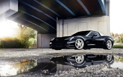 Chevrolet Corvette Z06 [2] wallpaper