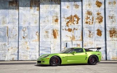 Chevrolet Corvette Z06 [11] wallpaper