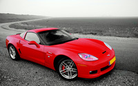 Chevrolet Corvette Z06 [6] wallpaper 1920x1200 jpg