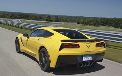 Chevrolet Corvette Z06 [7] wallpaper