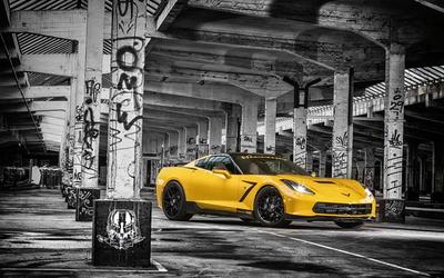 Chevrolet Corvette Z06 [9] wallpaper