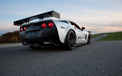 Chevrolet Corvette Z06X wallpaper