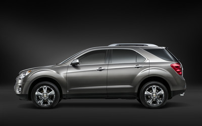 Chevrolet Equinox wallpaper