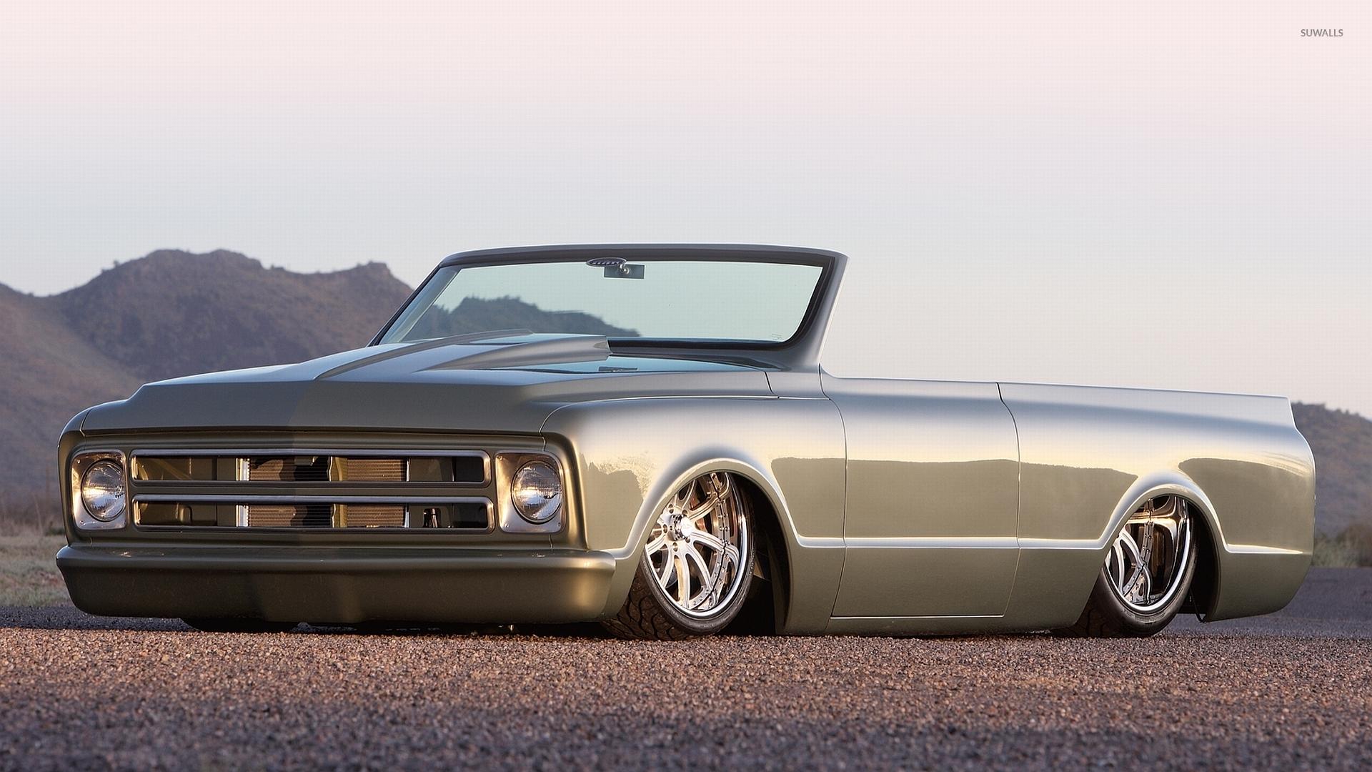 Chevrolet Lowrider Wallpaper