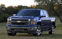 Chevrolet Silverado Z71 wallpaper 1920x1200 jpg