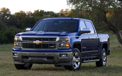 Chevrolet Silverado Z71 wallpaper
