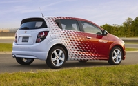 Chevrolet Sonic LTZ wallpaper 1920x1080 jpg