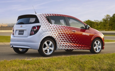Chevrolet Sonic LTZ wallpaper