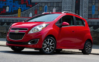 Chevrolet Spark wallpaper 1920x1200 jpg