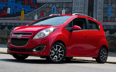 Chevrolet Spark wallpaper