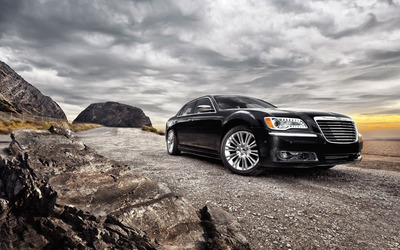 Chrysler 300 [2] wallpaper