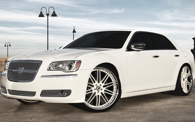 Chrysler 300 [4] Wallpaper