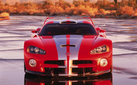 Chrysler Viper GTS-R front view wallpaper 1920x1200 jpg