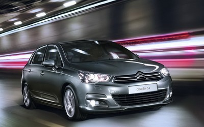 Citroën C4 wallpaper