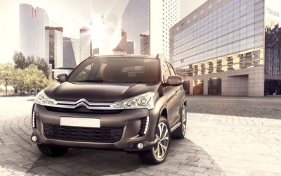 Citroen C4 [2] wallpaper