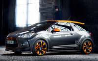 Citroen DS3 side view wallpaper 1920x1200 jpg