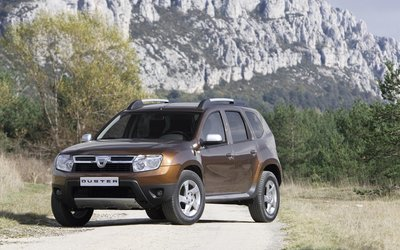 Dacia Duster wallpaper