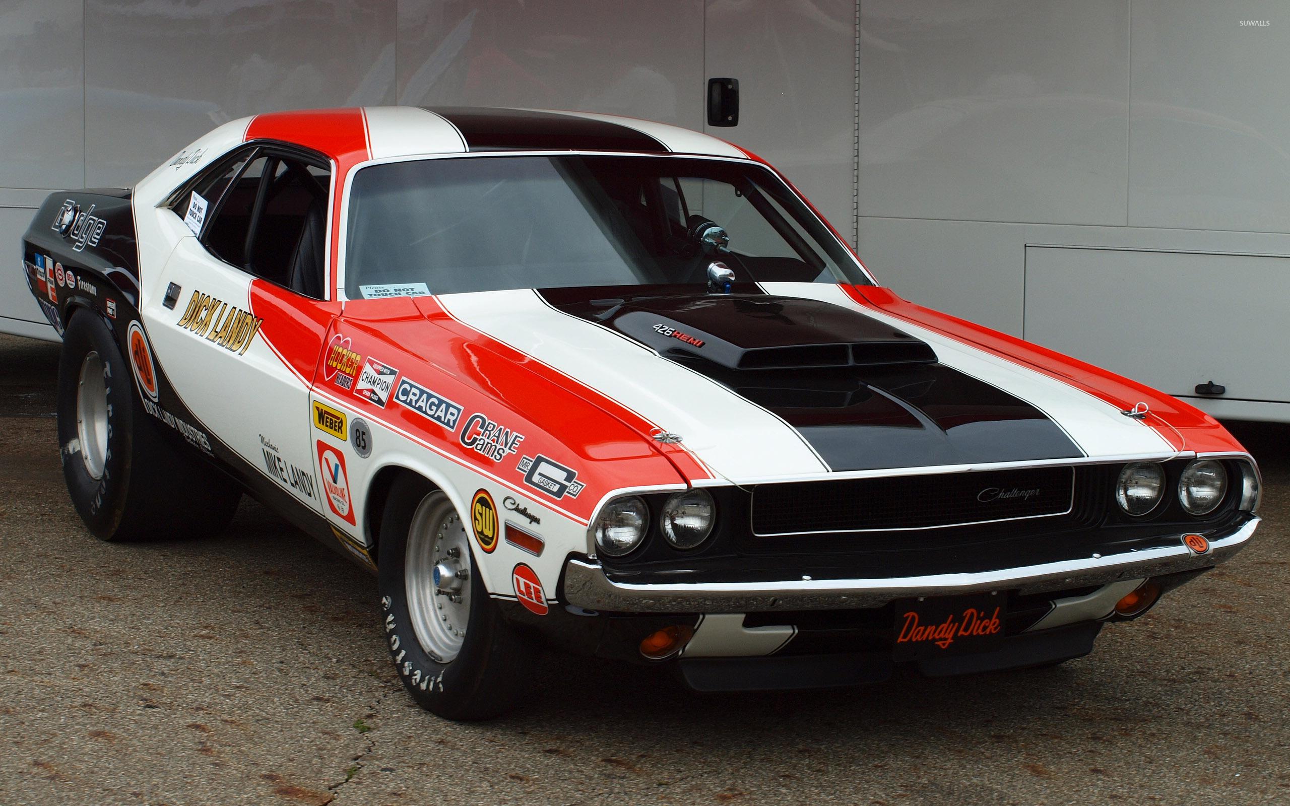 Dodge Challenger [2] wallpaper Car wallpapers