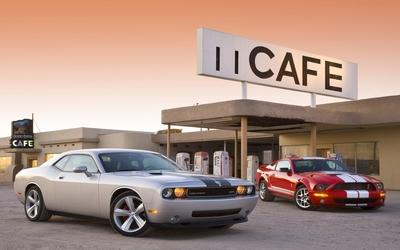 Dodge Challenger [3] wallpaper