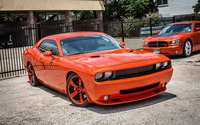 Dodge Challenger [4] wallpaper 1920x1200 jpg
