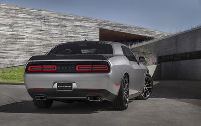 Dodge Challenger [9] wallpaper