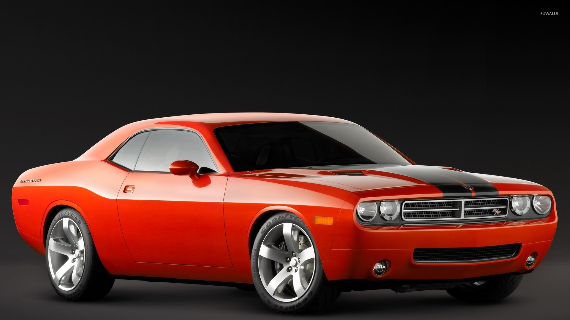 Dodge Challenger Wallpaper Car Wallpapers 5808