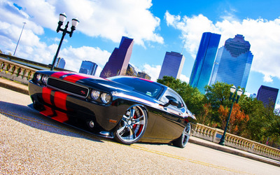 Dodge Challenger R/T [3] wallpaper