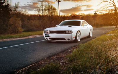 Dodge Challenger SRT wallpaper