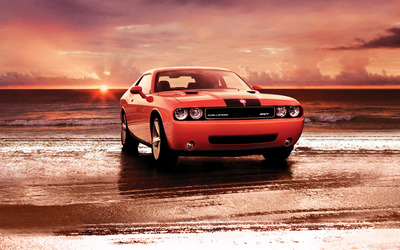 Dodge Challenger SRT8 [3] wallpaper