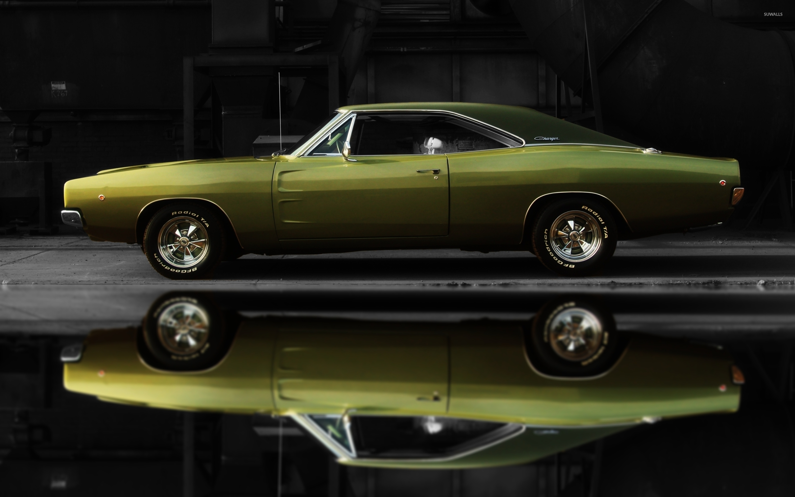 Dodge Charger wallpaper - Car
