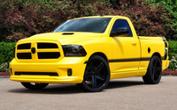 Dodge Ram Rumble Bee wallpaper 1920x1200 jpg
