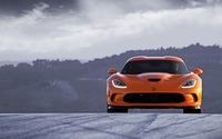 Dodge Viper SRT wallpaper 1920x1080 jpg