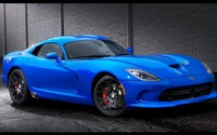Dodge Viper SRT [2] wallpaper 2560x1440 jpg