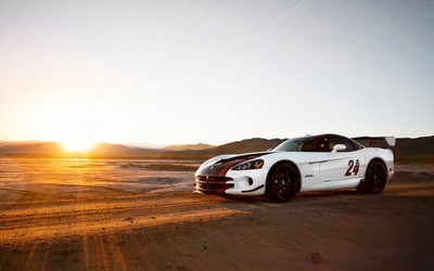 Dodge Viper SRT [4] wallpaper
