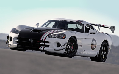 Dodge Viper SRT10 ACR-X [2] wallpaper