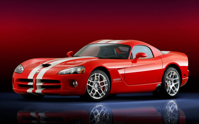 Dodge Viper SRT10 Coupe [2] wallpaper