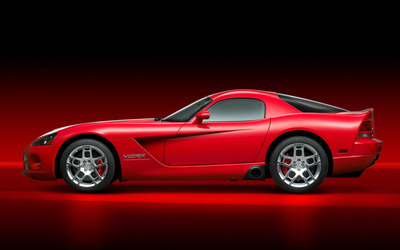 Dodge Viper SRT10 Coupe wallpaper