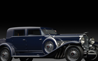 Duesenberg Model J [7] wallpaper