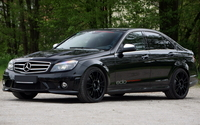 Edo competiotion Mercedes-Benz C200 wallpaper 1920x1200 jpg