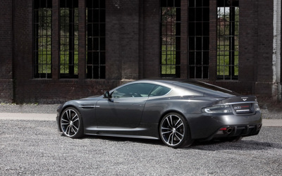 EDO Competition Aston Martin DB9 wallpaper