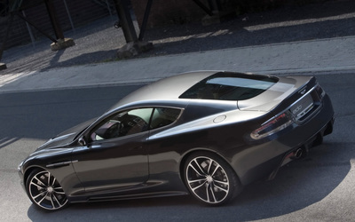 EDO Competition Aston Martin DB9 [2] wallpaper