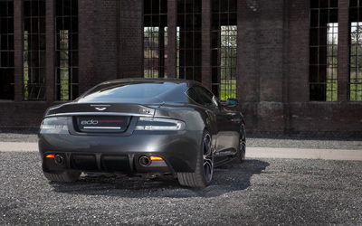 EDO Competition Aston Martin DB9 [3] wallpaper
