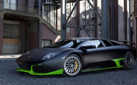 EDO Competition Lamborghini Murcielago LP750 wallpaper 1920x1200 jpg