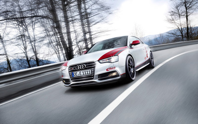 Eibach Audi S5 Project Car wallpaper