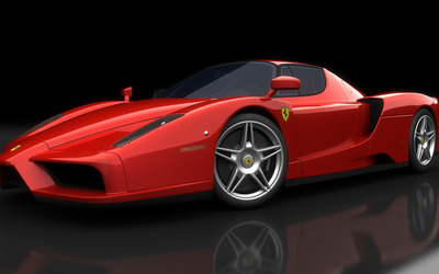 Enzo Ferrari [4] wallpaper